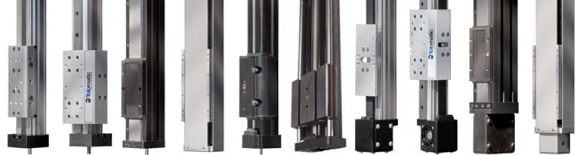 rodless linear actuator