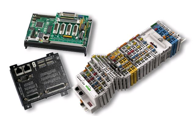 Motion & Automation Controllers